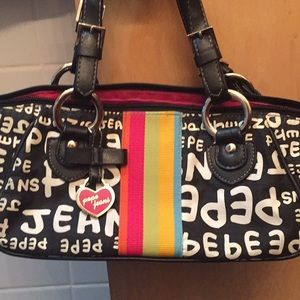 Small Pepe Jeans Shoulder Bag